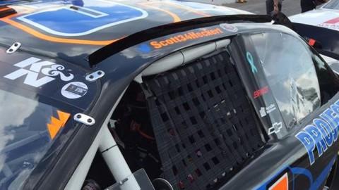 Scott Heckert Finishes Sixth at Langley Speedway
