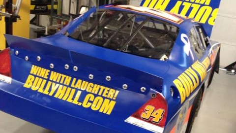 Scott Heckert No. 34 Bully Hill Vineyards Chevrolet Preview: Watkins Glen International