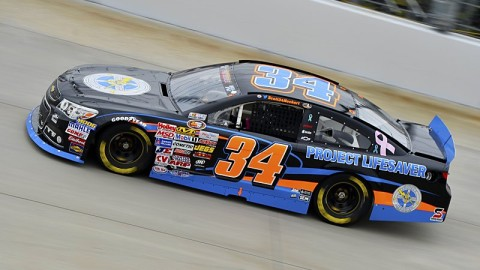 Scott Heckert Finishes 10th in K&N Pro Series East Finale at Dover; Finishes Second in Championship Points