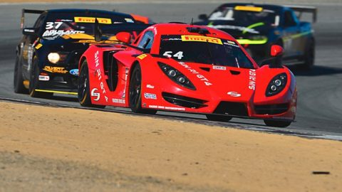Heckert Collects Second 2016 GTS Victory