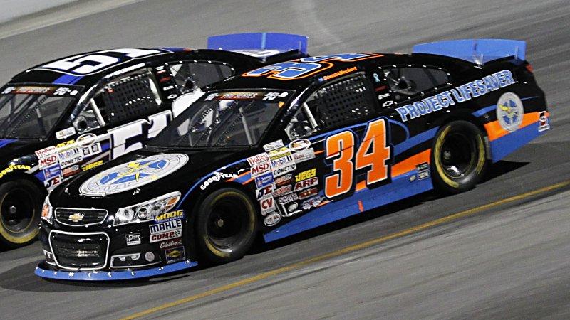 New Smyrna Chevrolet >> Scott Heckert Finishes Fourth in NKNPSE Season Opener at New Smyrna Speedway - Scott Heckert