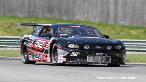 Heckert Finishes Fourth in Trans Am Race at Lime Rock Park
