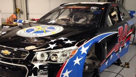 Scott Heckert No. 34 Project Lifesaver Chevrolet Preview: Columbus Motor Speedway