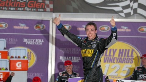 Scott Heckert Shows Road Course Prowess, Wins Second-Straight at Watkins Glen