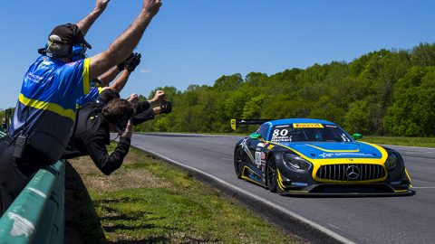 Scott Heckert and Team Pick Up 2018 Victory at VIRginia International Raceway